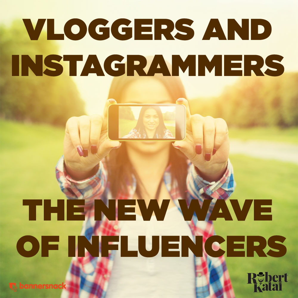 vloggers instagrammers