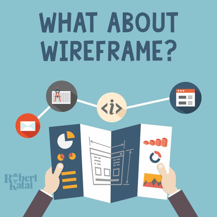 Choose the wireframe Robet Katai Blog