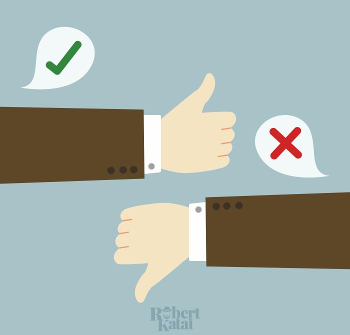 Criticism Robert Katai Blog