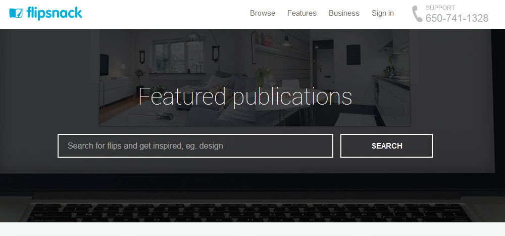 Flipsnack Featured Publications
