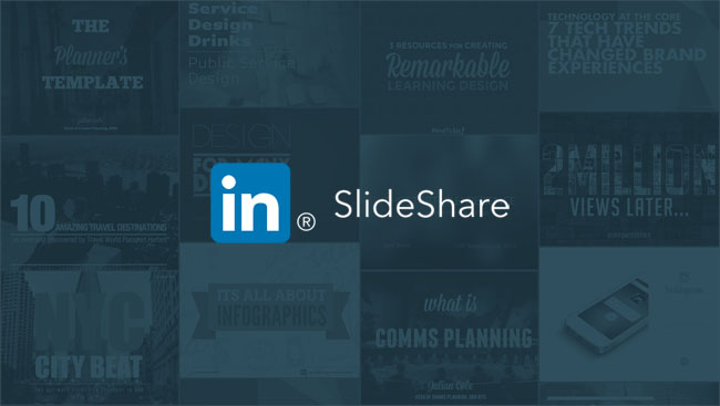 Slideshare jcurate content