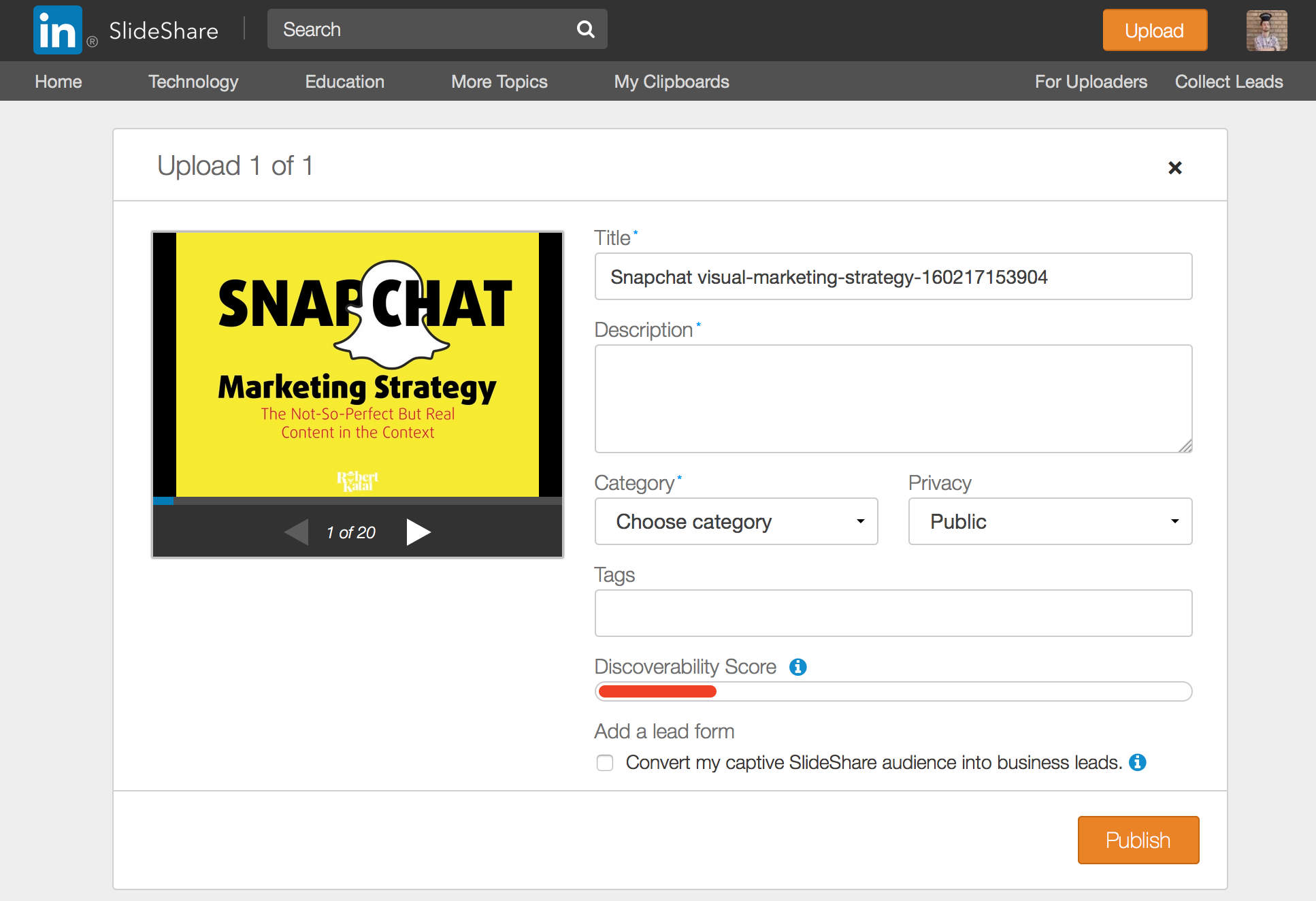 How To Get Your First 500 Followers on Slideshare