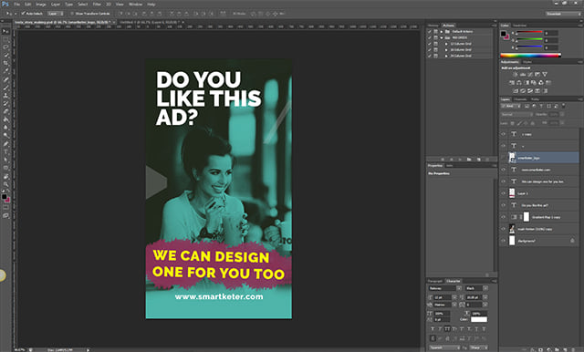how to design ig ad stories 1