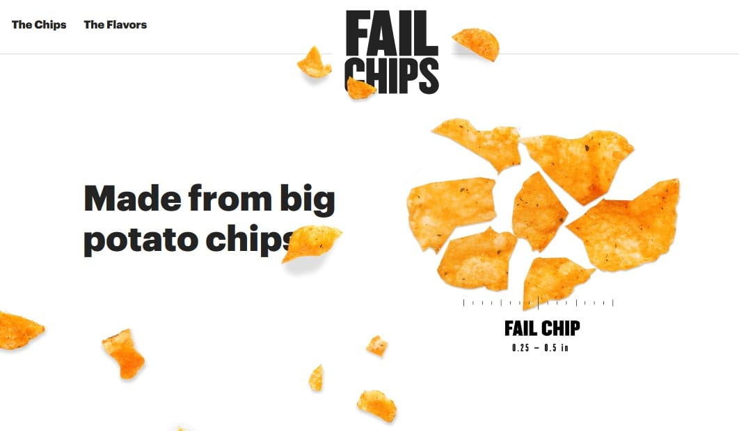 failchips from mailchimp