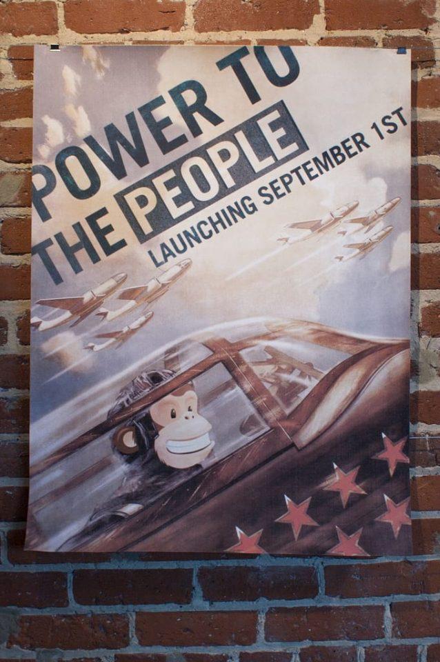 mailchimp propaganda posters