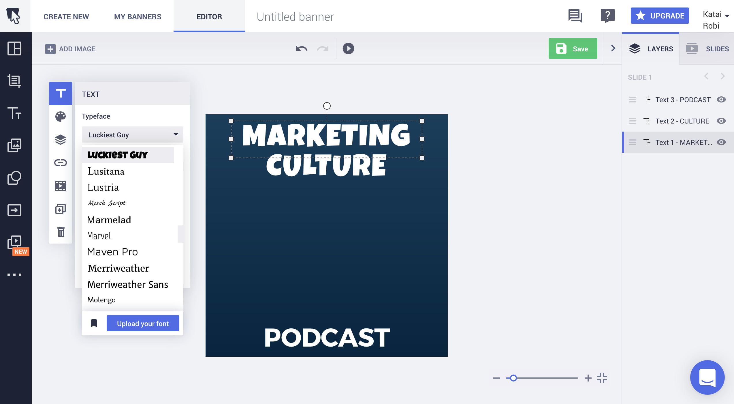 how to design podcast artwork