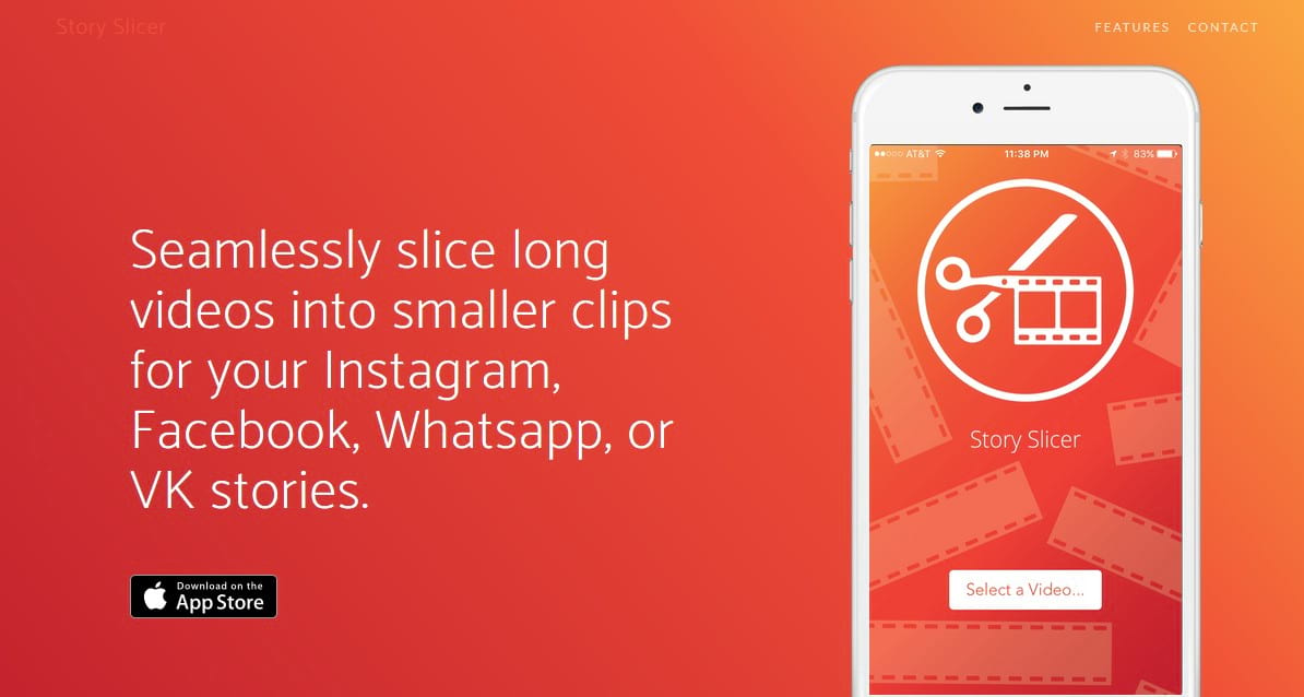 story slicer social media tool