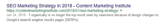 branding search results