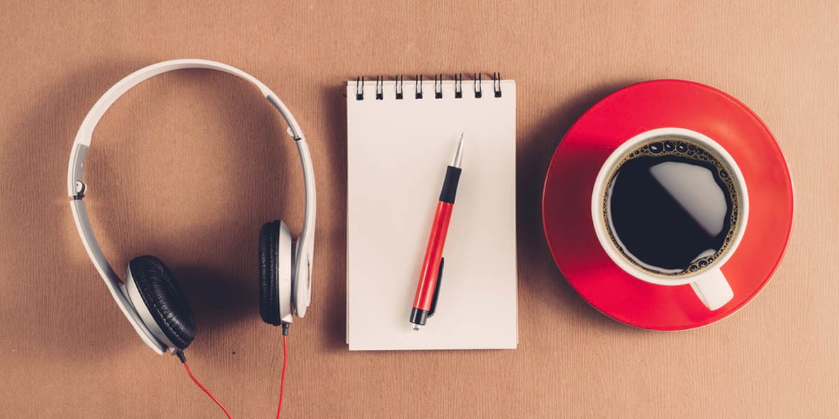 Digital Marketing and Productivity Podcasts You Need to Listen to Right Now