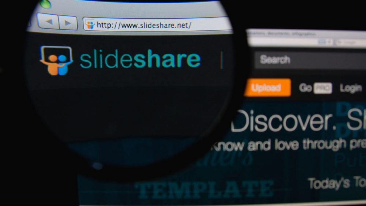 8 types of presentations that can be uploaded on Slideshare