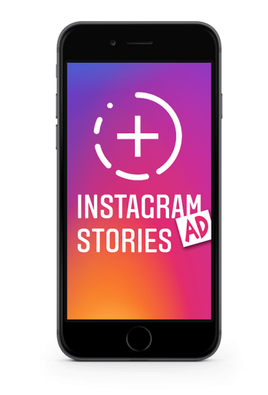 instagram stories ads