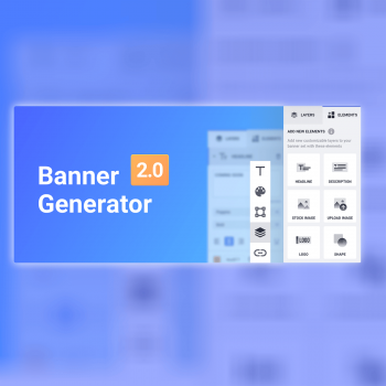 Banner Generator by Bannersnack
