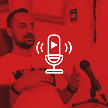 how to start a podcast Robert Katai