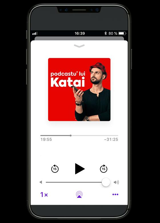 podcast marketing katai