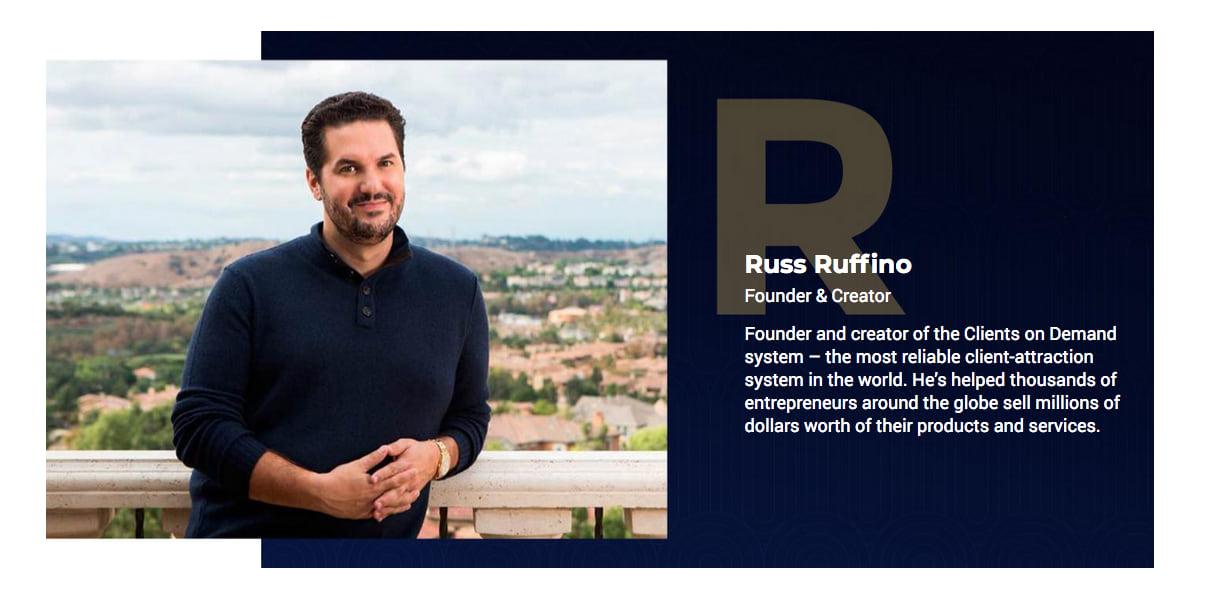 Russ Ruffino